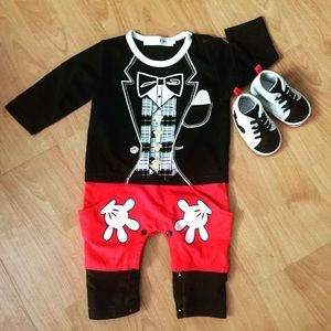 Other - Baby boy Mickey Mouse outfit